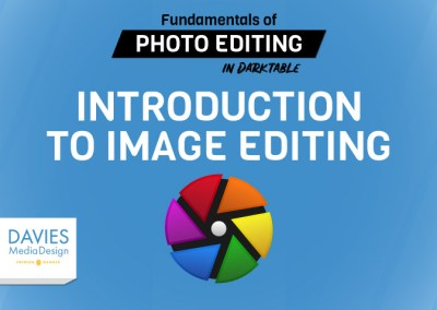 Lecture 16: Introduction to Image Editing