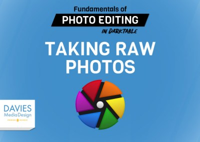 Lecture 2: Taking RAW Photos