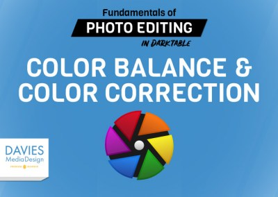 Lecture 20: Color Balance and Color Correction