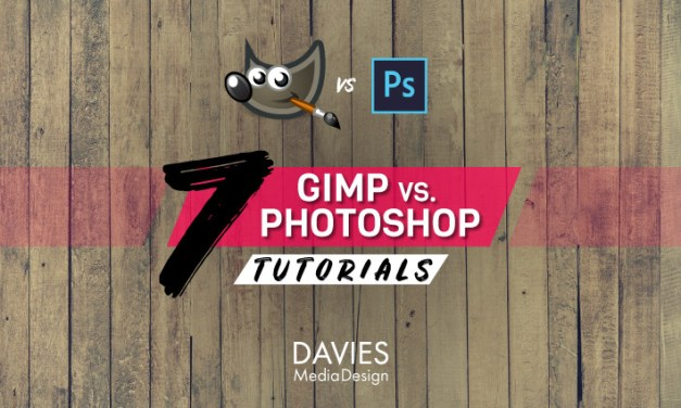 7 GIMP vs Photoshop Tutorials That Show How Far Free Software Has Come