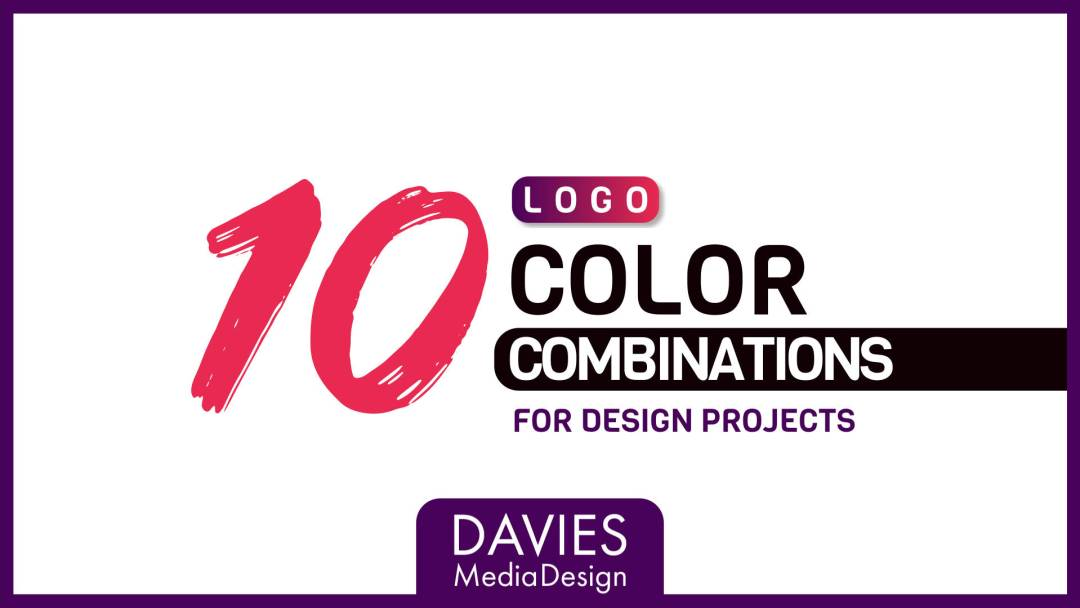 圖形設計的10種徽標顏色組合