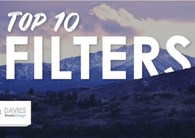 Top 10 GIMP Filtè