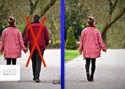 How to Erase Your Ex From a Photo Using GIMP