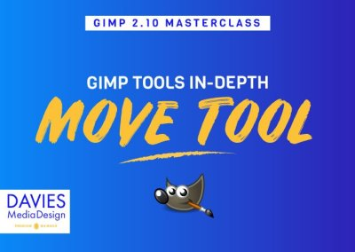 Move Tool | GIMP Tools In-Depth