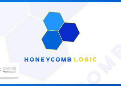Inkscape logotipa dizaina apmācība | Mūsdienu šūnveida logotips