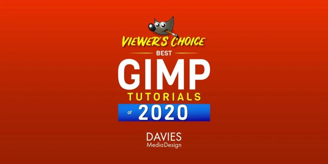 A néző választása 2020 legjobb GIMP oktatóanyagai