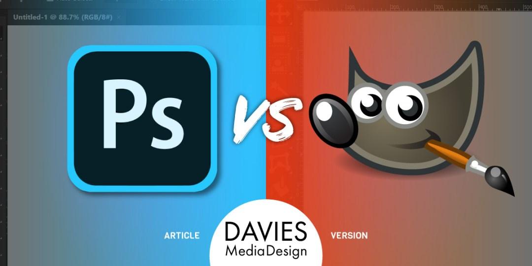 A GIMP vs Photoshop teljes összehasonlítási súgócikk