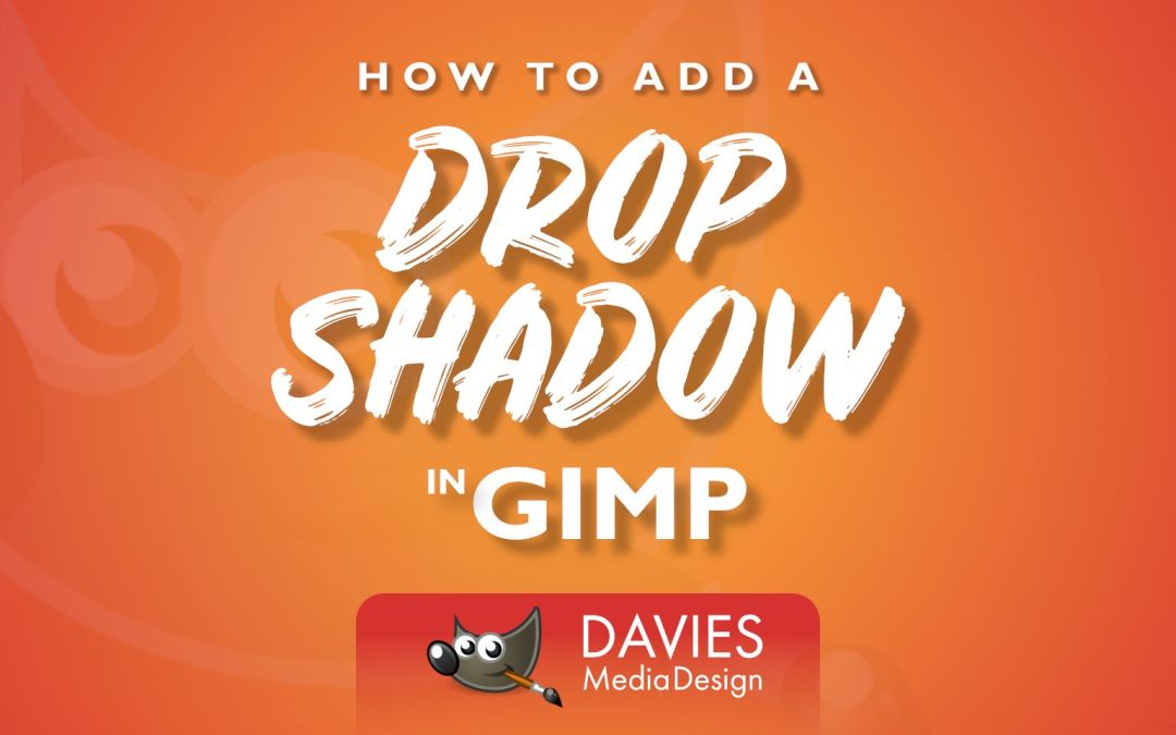 Drop Shadow hozzáadása a GIMP -ben