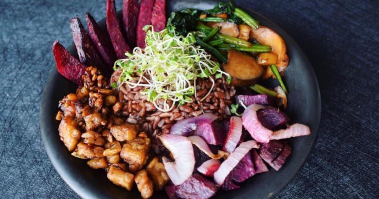 Purple Buddha Bowl