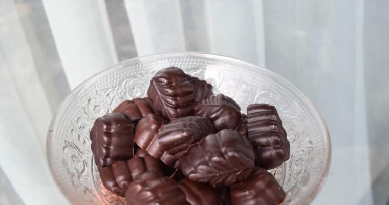3-Ingredient Dark Chocolate