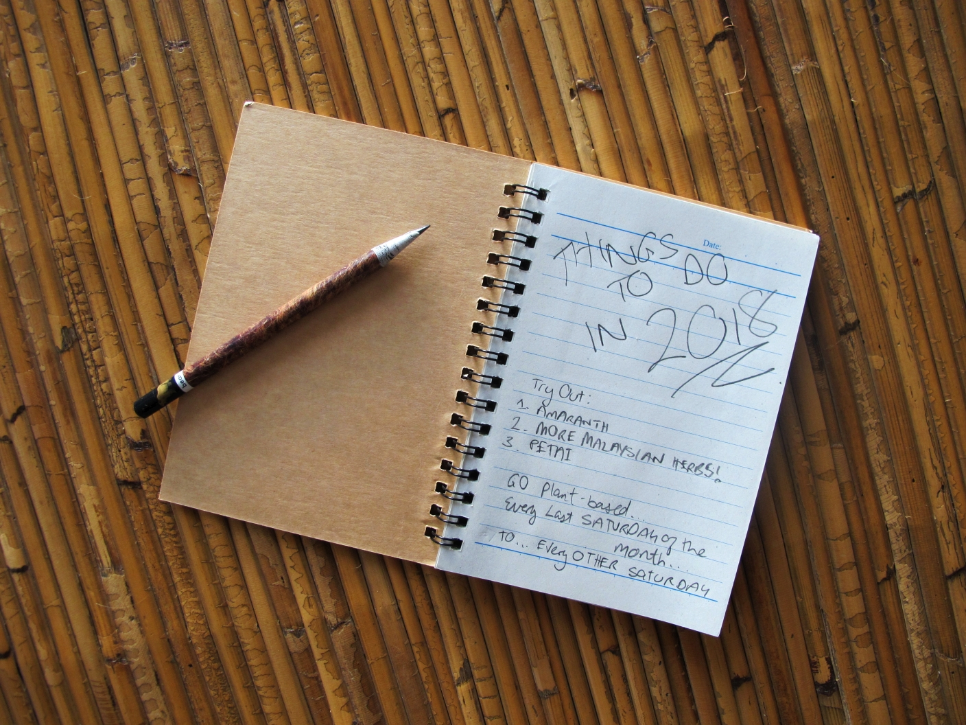 3 Easy Plant-Based New Year Resolutions