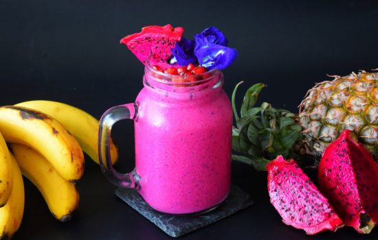 Pinedragon Smoothie