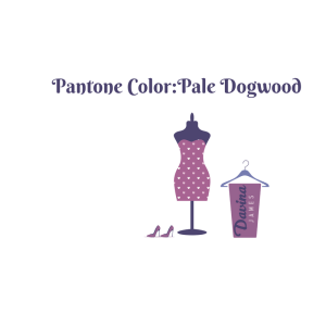 Spring 2017 Pantone Color-Pale Dogwood