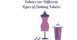 Fabrics 101: Different Types of Clothing fabrics
