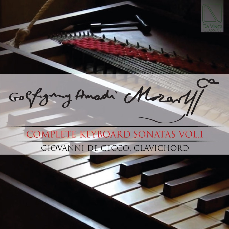 032 Mozart Sonatas Vol.1
