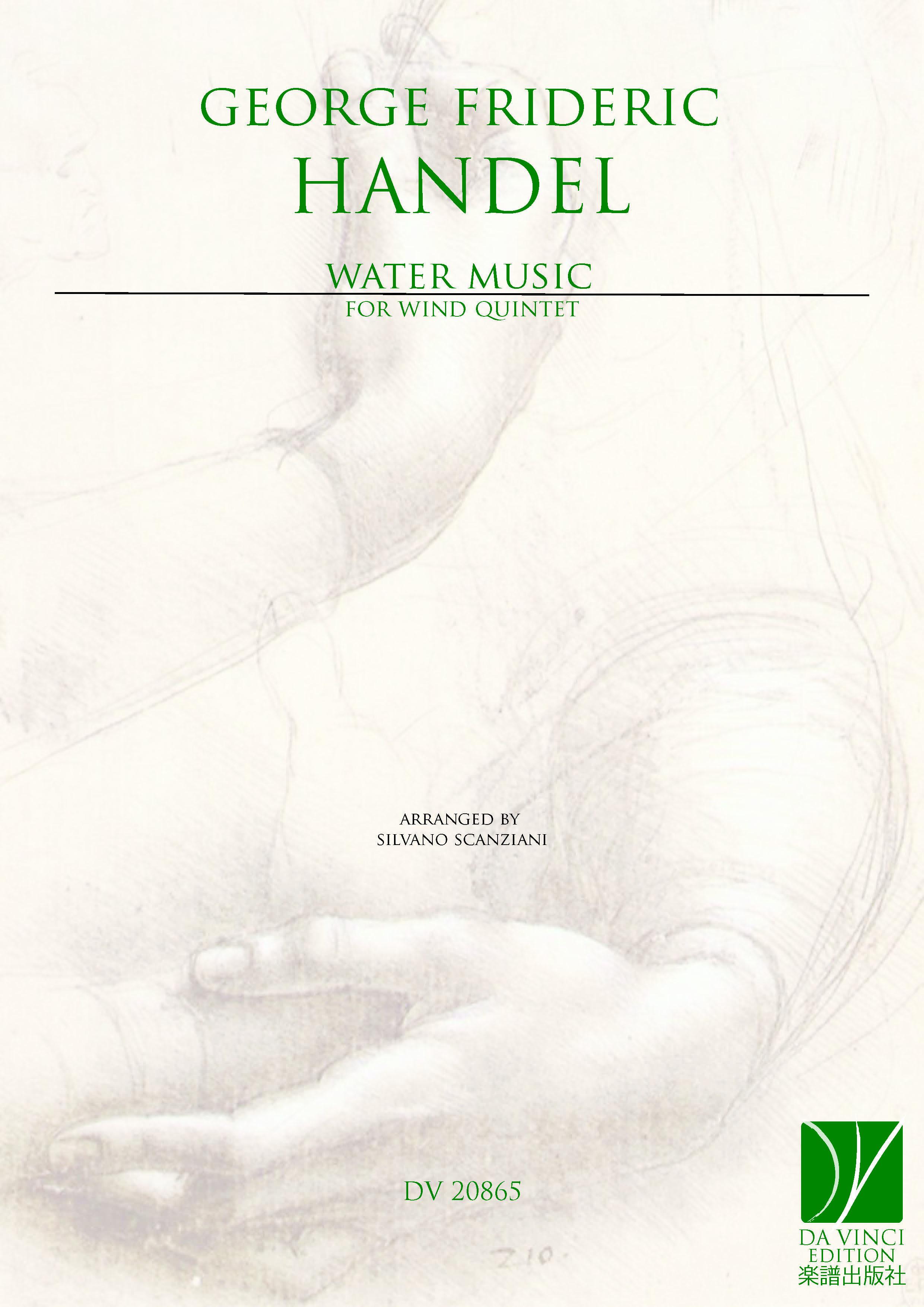 Handel, Georg Frideric: Water Music, for Wind Quintet – DA VINCI ...