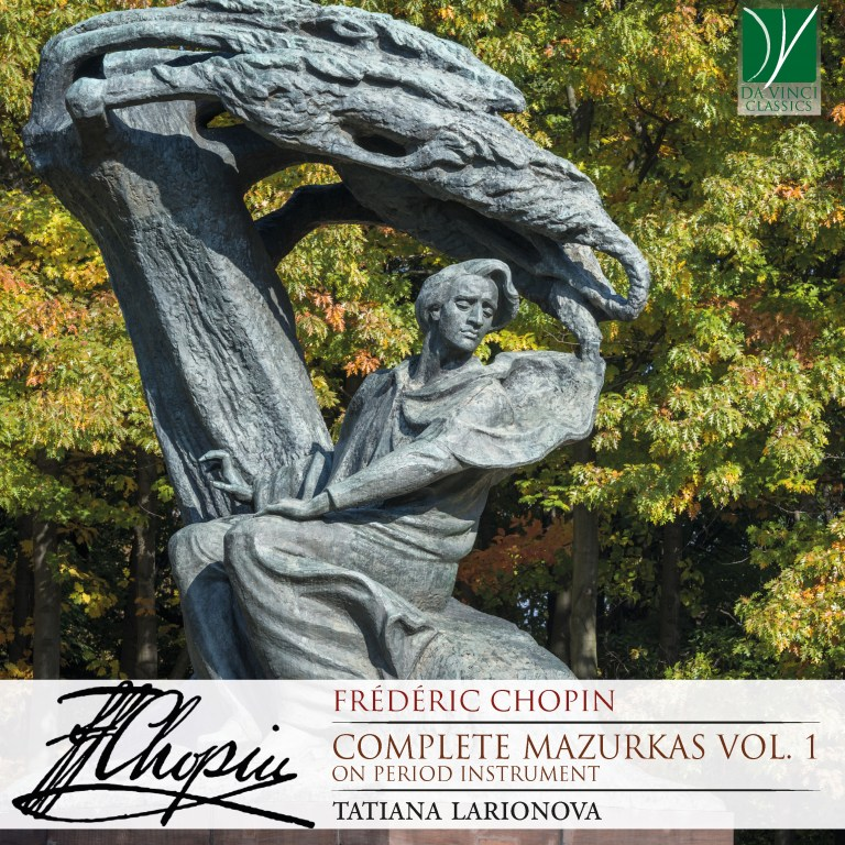 195 Chopin - Mazurkas Vol. 1 Larionova