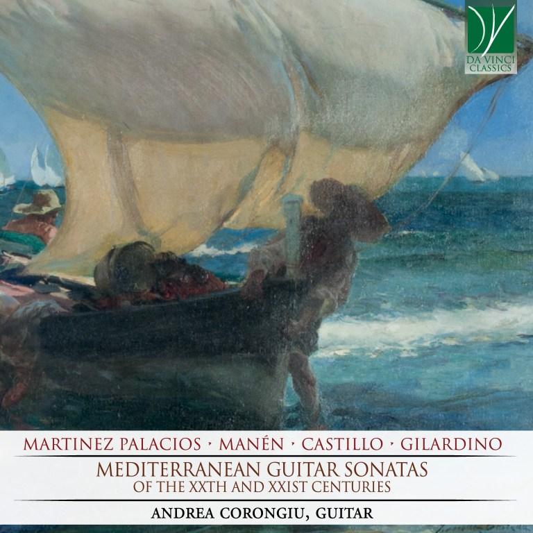 C00203 Mediterranean Contemporary Sonatas