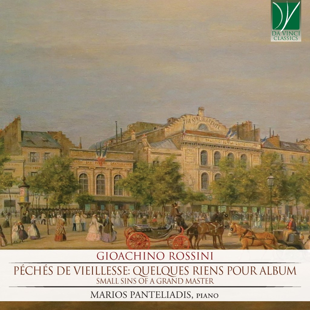 C00223 Gioacchino Rossini - Piano Works - Marios Panteliadis