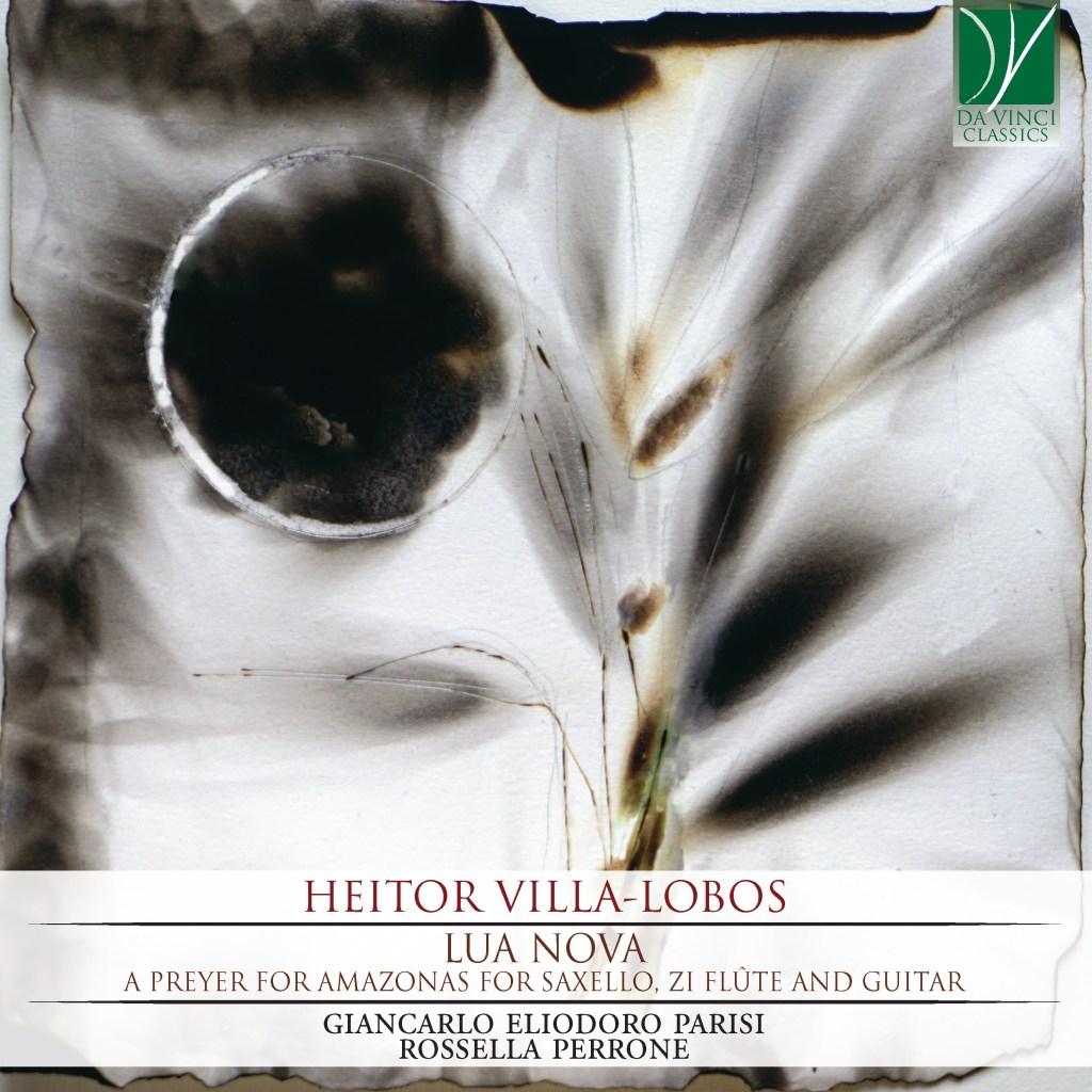 C00228 Heitor Villa-Lobos - Lua Nova - Giancarlo Parisi, Rossella Perrone
