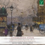 C00229 Charles Marie Widor - Organ Symphony and Piano Works - Simone Vebber
