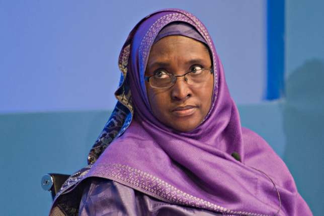 Here's What acting Minister of Finance, Zainab Ahmed said as she resumed office