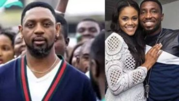 Singer Timi Dakolo's wife, Busola has alleged that COZA Pastor, Biodun Fatoyinbo, raped her.