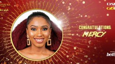 Mercy wins BBNaija 2019