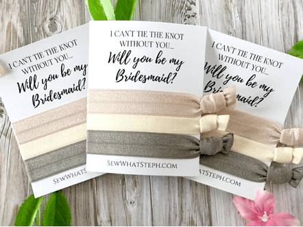 Bridesmaid Proposal Gift Ideas
