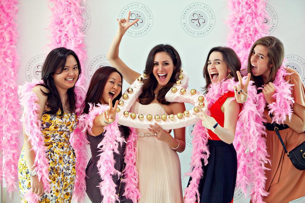 Brides, Showers & Bachelorettes