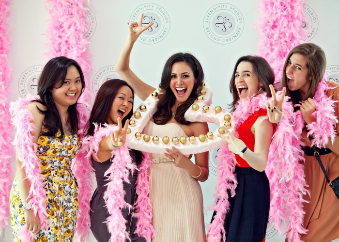 Brides, Showers & Bachelorettes