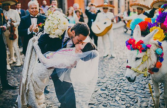 Weddings Around the World