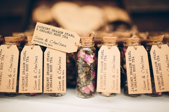 Top 10 Diy Wedding Favors To Make At Home Davinci Bridal Blog