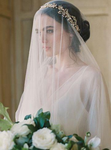 Wedding Day Hair Accessories