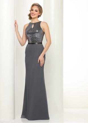 Sequin Evening Gowns