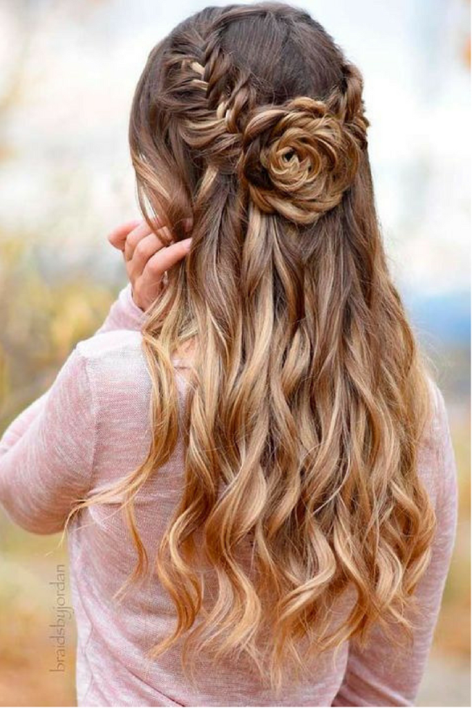 Get Great Hair 80 Bridal Inspired Diy Hairstyles For Every Member