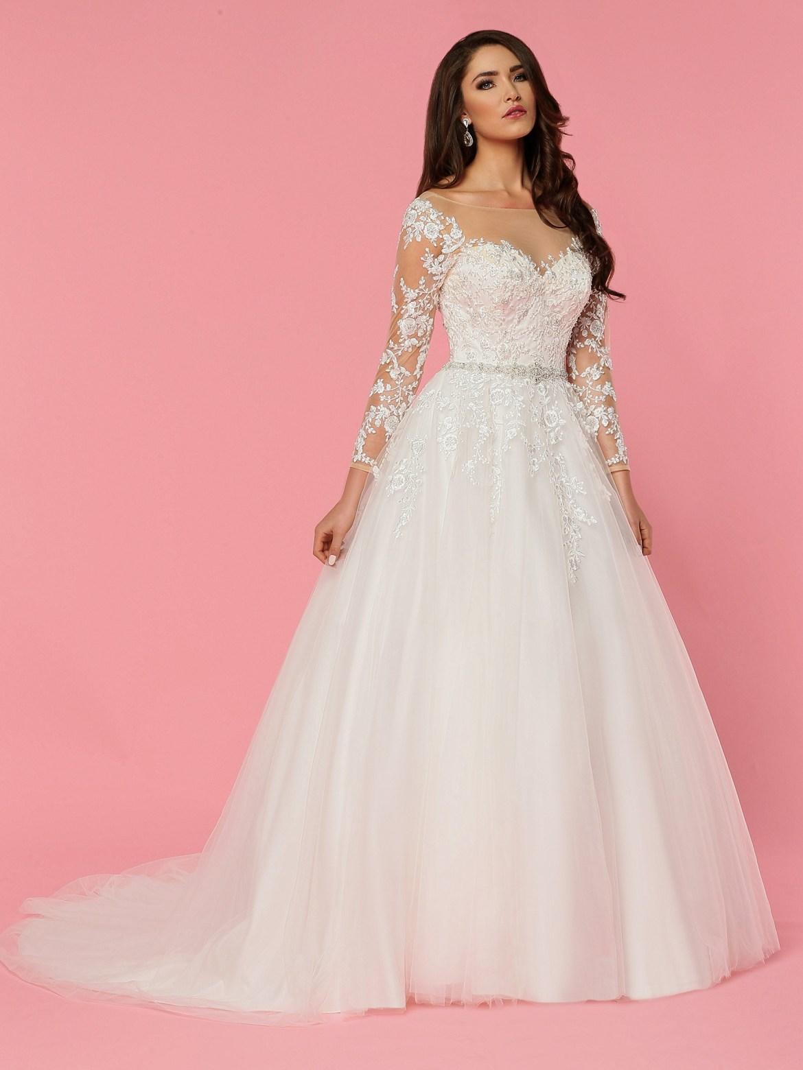Stunning Wedding Dresses with Sleeves & Jackets - DaVinci Bridal Blog