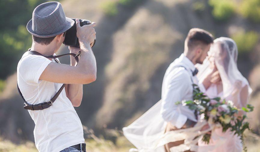 Pro Wedding Photographer thinks of YOU!