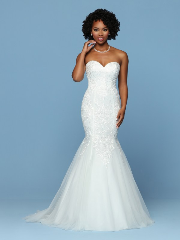 Wedding Gowns For 2019 Strapless Wedding Dresses Gowns Davinci