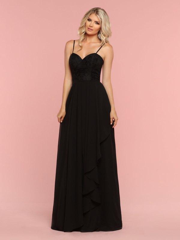 6cc960c7053 New Bridesmaid Dress Trends 2019 Tiered Skirt Dresses – DaVinci ...