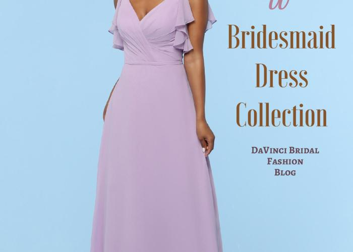 37c418e7cd165e Chiffon Bridesmaid Dresses 2019 New Arrivals – DaVinci Bridal Fashion Blog