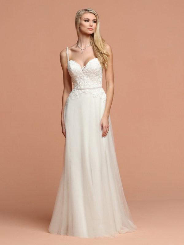 Sexy Backless Wedding Dresses For 2019 Davinci Bridal Fashion Blog
