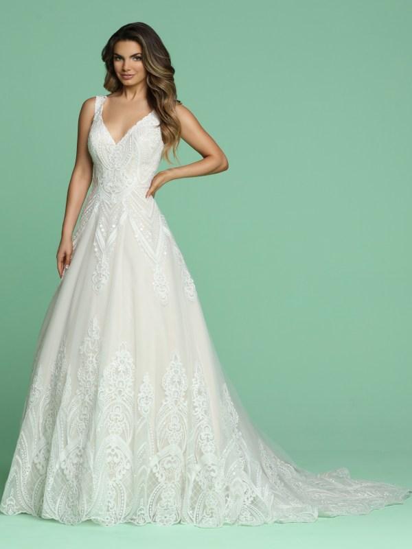 Allover Sparkle Wedding Dresses For 2020 Davinci Bridal Blog,Vera Wang Wedding Dresses 2019