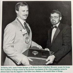 Tim-L Drive Award