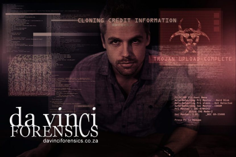 small business - cybersecurity - davinci