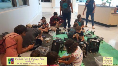 2017 DaVinci's Faire _ BarCamp Manasota Family Fun (55)