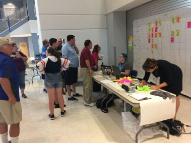 DaVinci's Faire _ BarCamp of Sarasota-Bradenton 2017 (26)