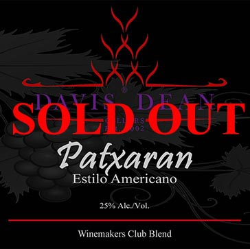 Patxaran - SOLD OUT