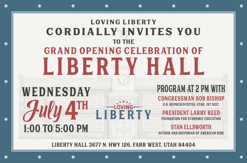 Loving Liberty 2018 Event