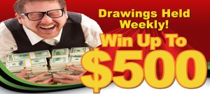 Enter for a Chance to Win $500!